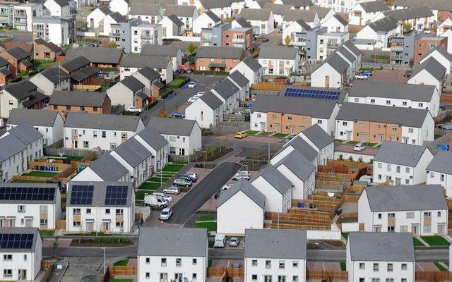 Urban, Neighborhood, Building