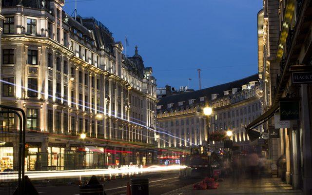 View of Regent Street