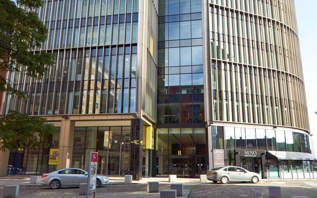 Building, Office Building, Automobile