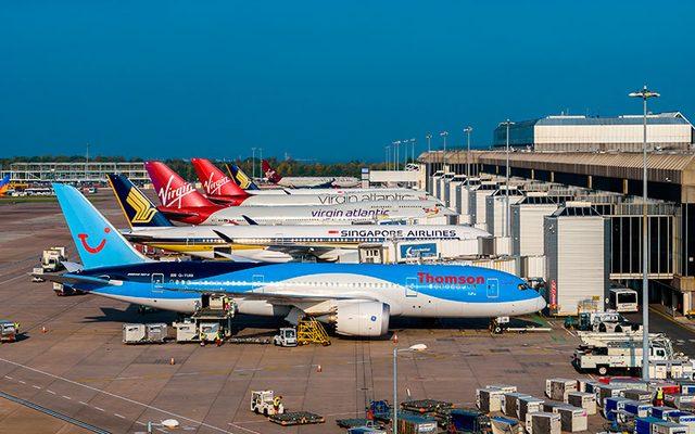 Airport, Airplane, Aircraft