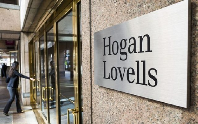 View of Hogan Lovells' HQ