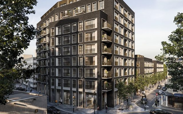 Housing, Condo, Building