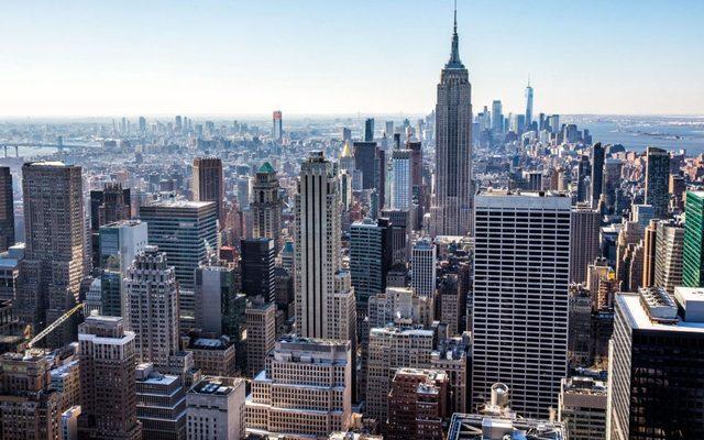 City, Urban, High Rise