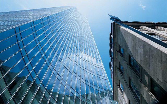 Building, Office Building, Urban