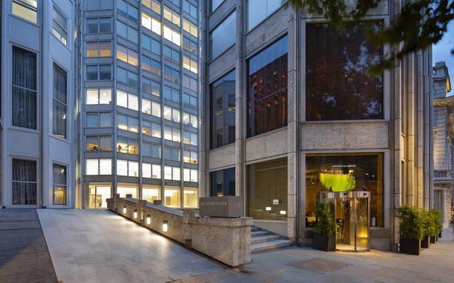 Building, Office Building, Flooring
