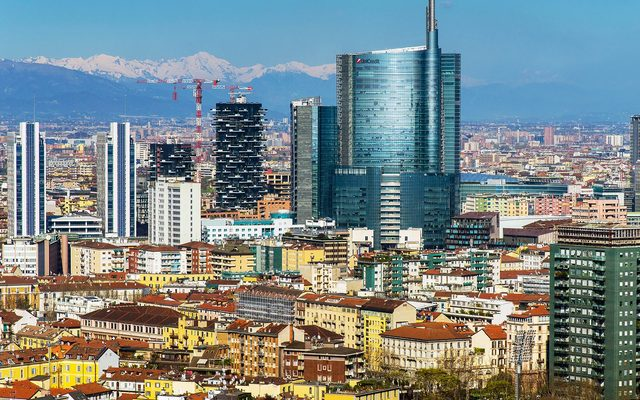 Urban, Building, Town