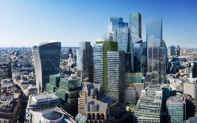 Building, Town, City