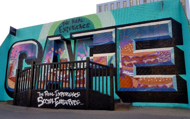 Graffiti, Art, Mural