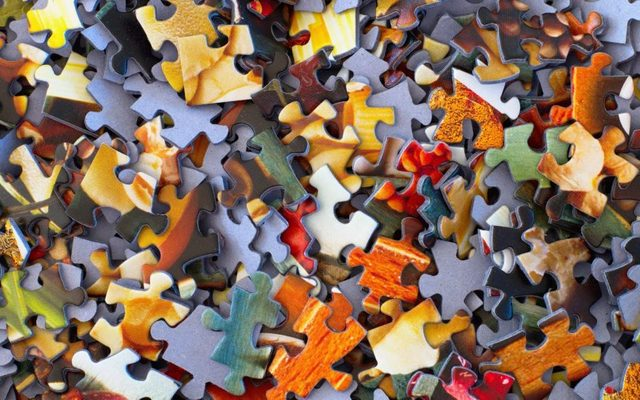 Game, Jigsaw Puzzle