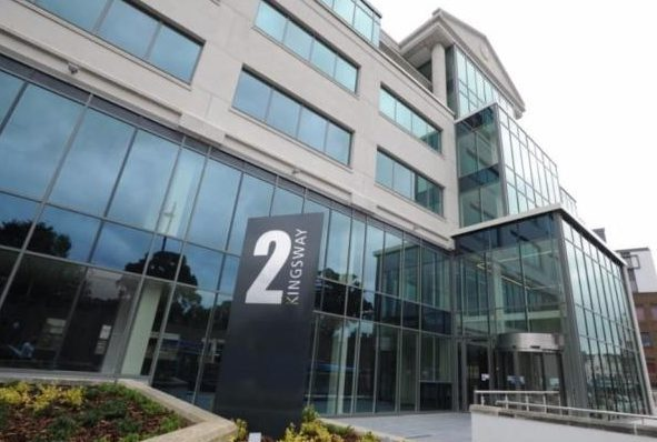 Office Building, Building, Car Dealership