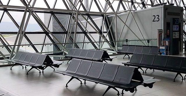 Airport, Lighting, Furniture