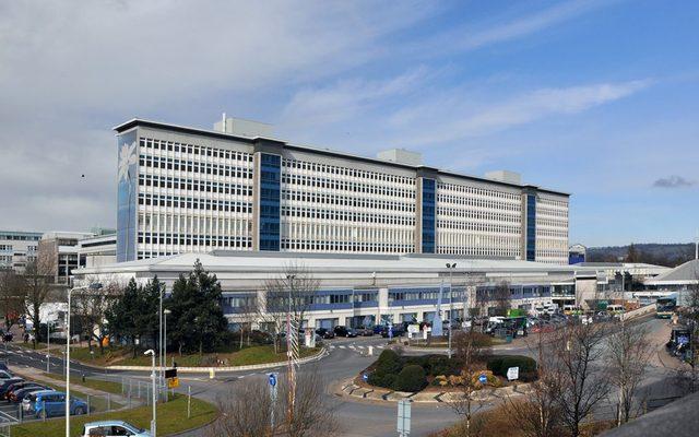 Building, Office Building, Transportation