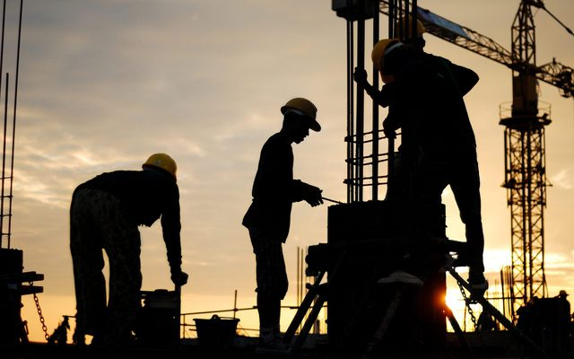 Human, Person, Construction
