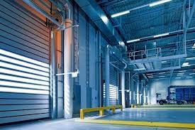 Building, Lighting, Warehouse