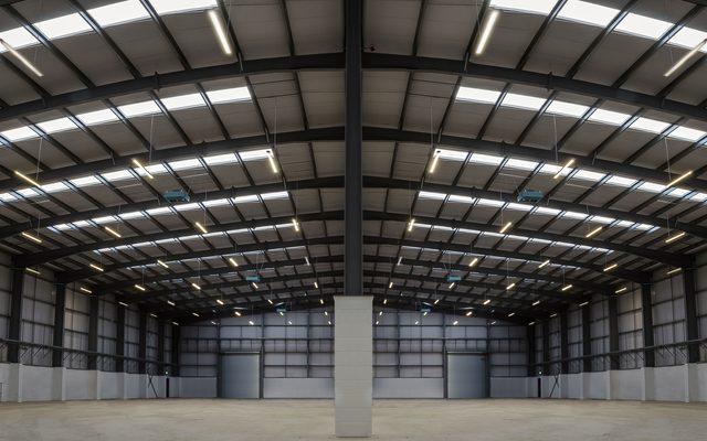Building, Hangar