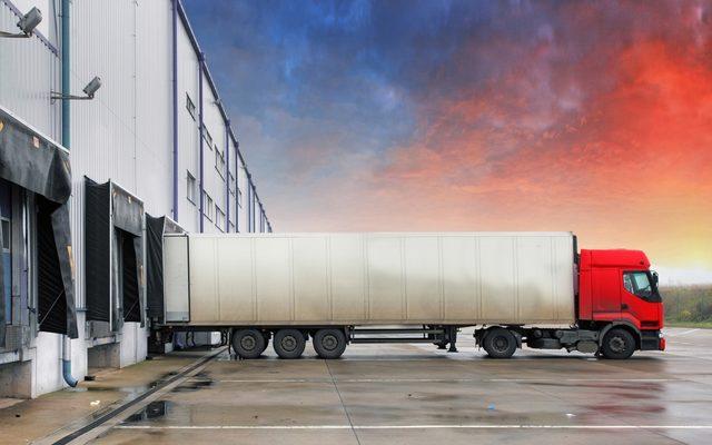 Truck, Transportation, Vehicle
