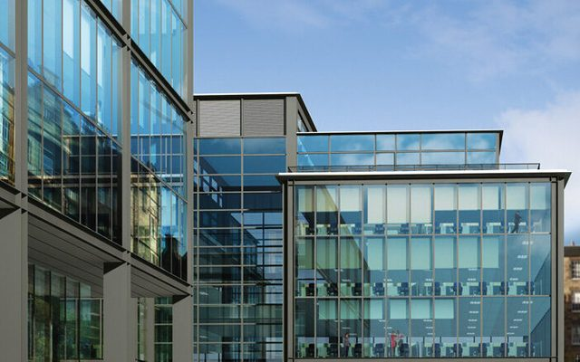 Office Building, Building, Architecture
