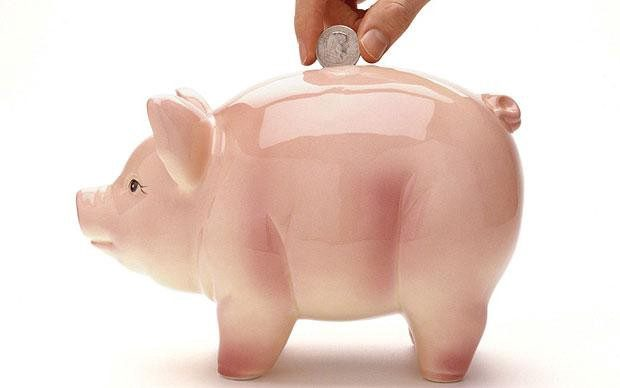 Person, Human, Piggy Bank