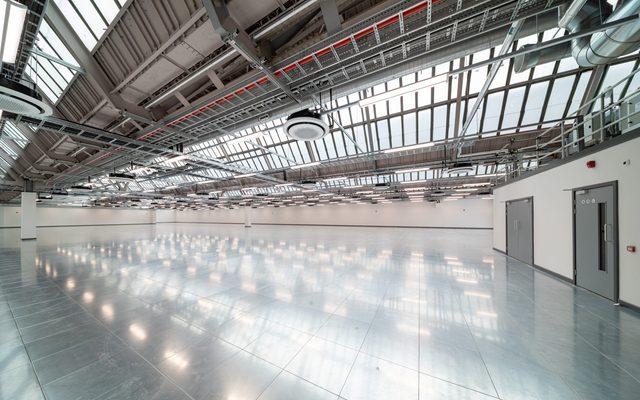 Building, Hangar, Warehouse