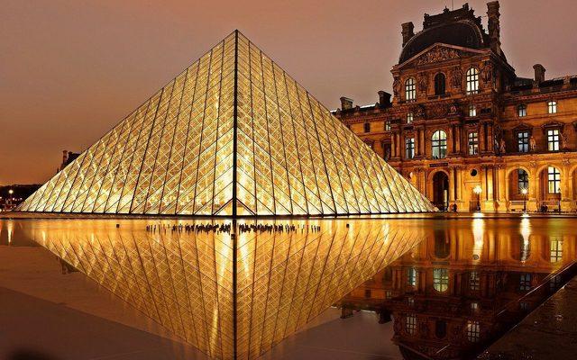 Triangle, Building, Architecture
