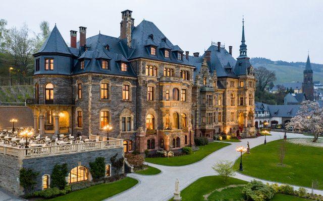 Castle, Architecture, Building