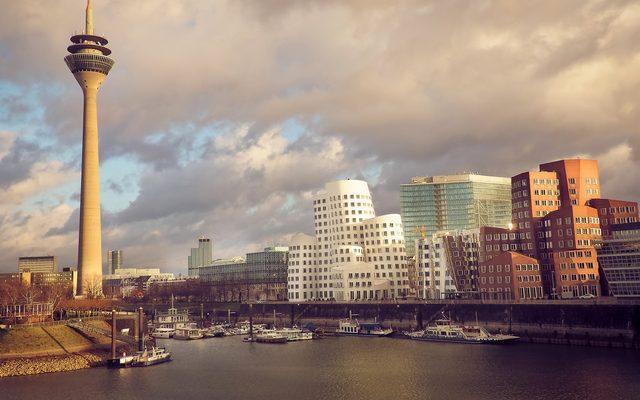 Water, Waterfront, Metropolis