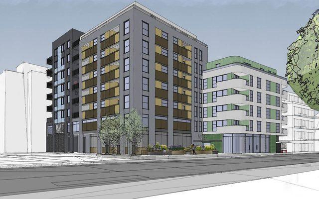 Condo, Housing, Building