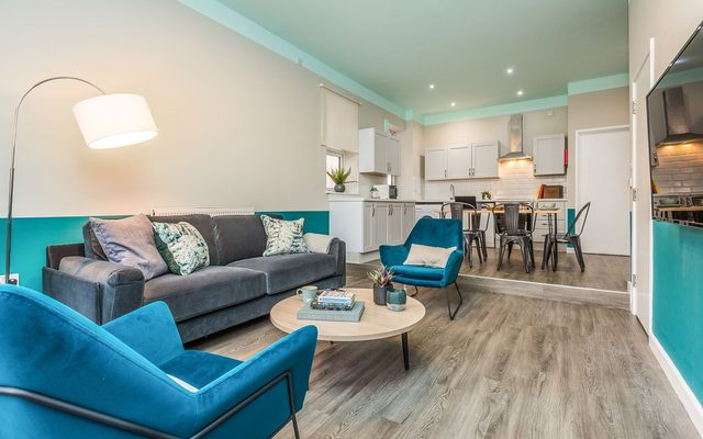 Flooring, Couch, Furniture