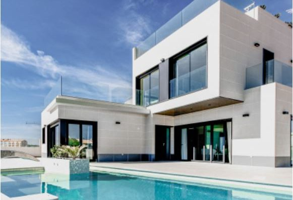Villa, Building, Housing