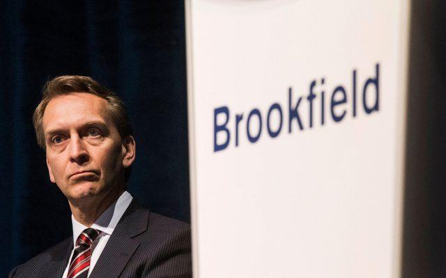 Brookfield Bruce Flatt