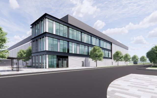 Office Building, Building, Architecture