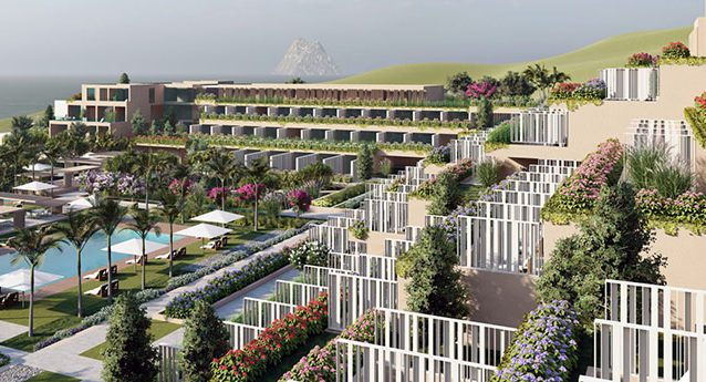 Building, Hotel, Resort
