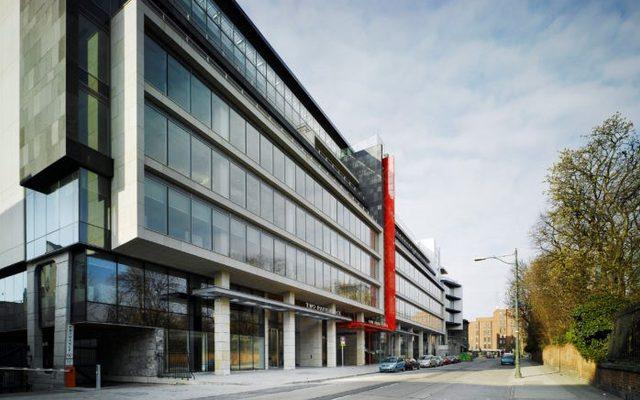 Office Building, Building, Car