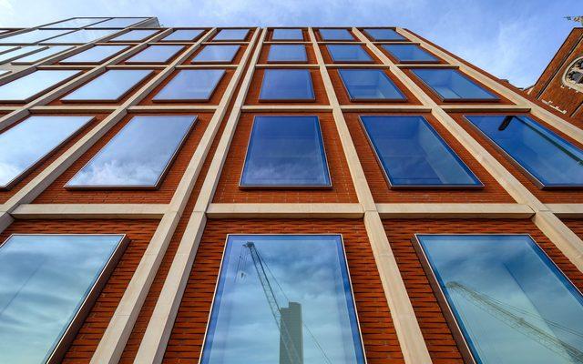 Office Building, Building, Window