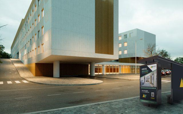 Office Building, Building, Urban