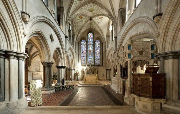 Architecture, Building, Altar